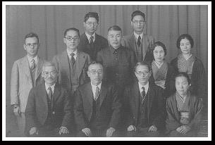 日本キリスト教団に加盟